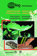 TERRALOG – Vol. 7b. Agamid Lizards