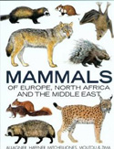 Mammals of Europe, North Africa and Middle East